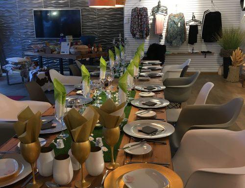 """Unser Menü für das Private Dinner """"Gintastic"""" am 09.08.2018"""